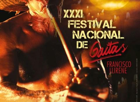 XXXI FESTIVAL NACIONAL DE GAITAS