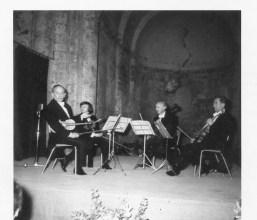 Le Quatuor Loewwenguth