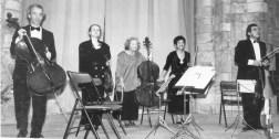 1992 : le Quatuor Ravel et Maud Tortelier