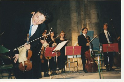 1999, Ensemble Matheus