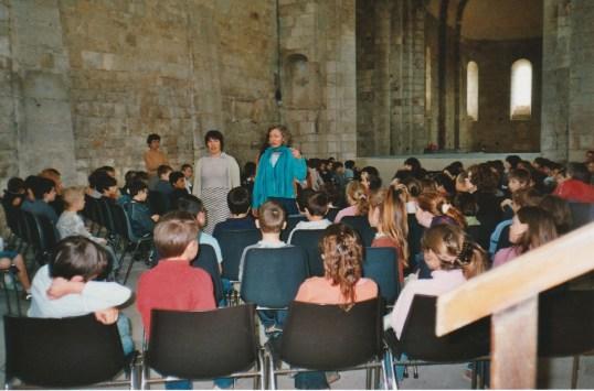 """2007 : Mora Vocis, """"Les murs ont des oreilles"""""""