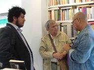 Luis Perozo Cervantes, Rafael Cadenas y Santos López
