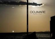 """El poemario """"OCUMARE"""" del autor argentino Leandro Calle. La fotografía de la portada es del zuliano Roberto Morán."""