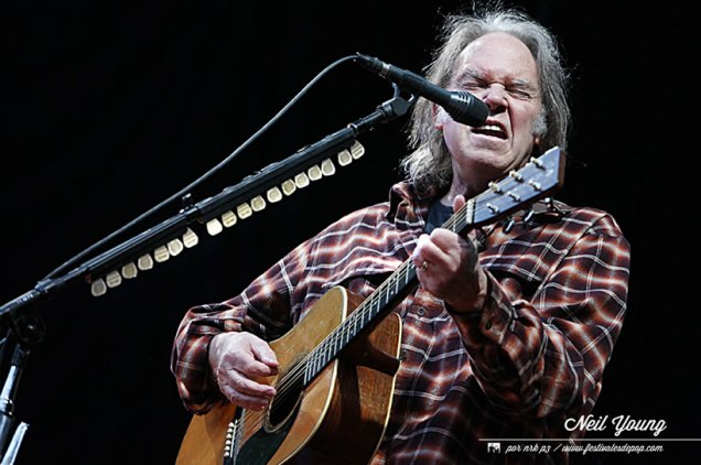 Neil Young - Foto: NRK P3