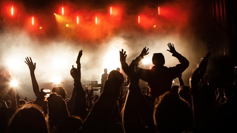 Agenda de conciertos - Foto (CC) Glasgowbury
