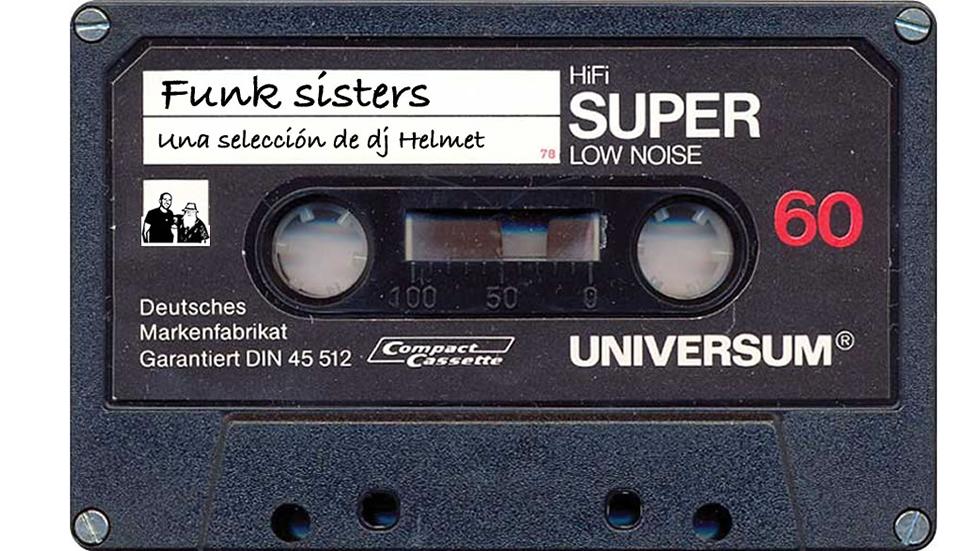 Funk sisters mixtape