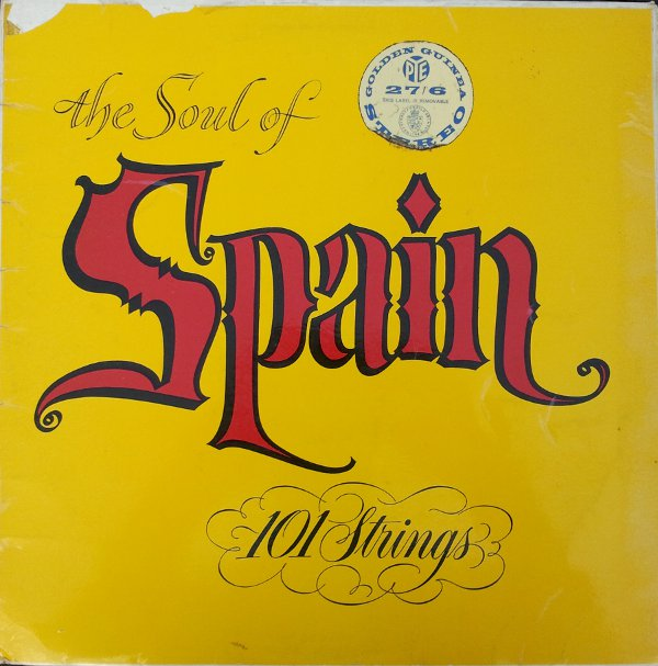 El alma española