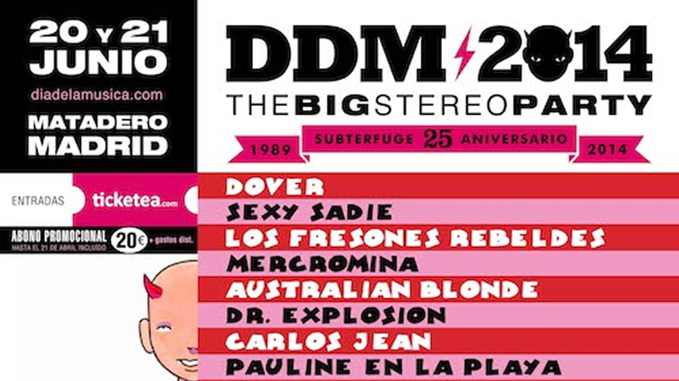 DDM2014 The Big Stereoparty