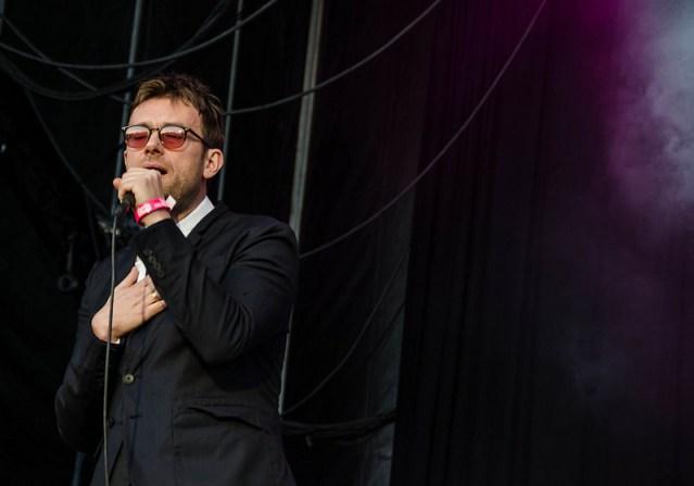 Damon Albarn // Foto: Isabel Cortés