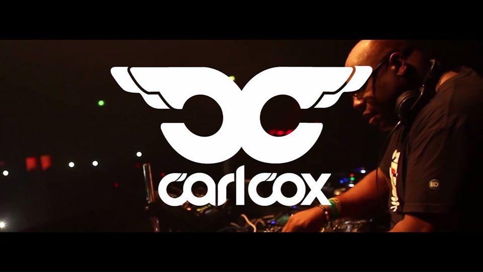 Carl Cox  #Creamfields2018  #OhYesOhYes