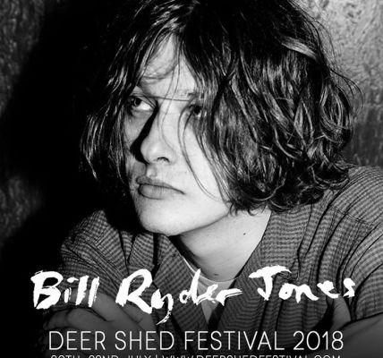 Merseyside music royalty heading to Baldersby Park... Bill Ryder-Jones for  #Dee...