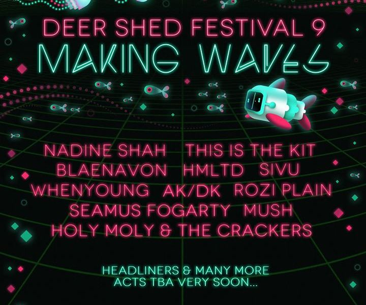 The story so far...   #DeerShed9