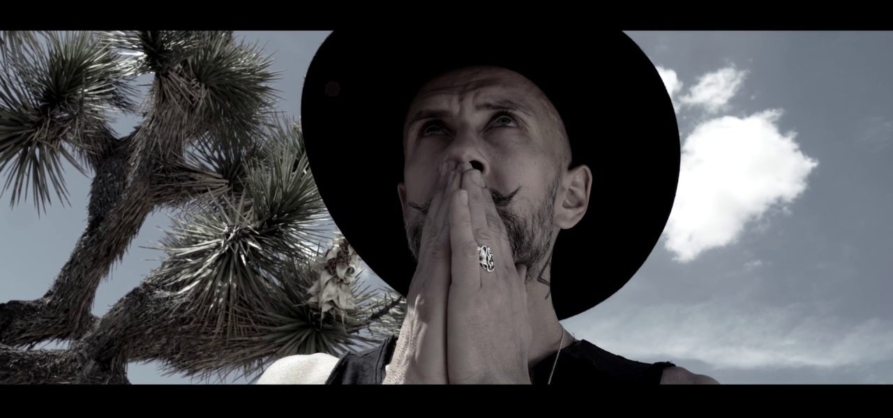 Outlaw Country Stage: He's the front man of black metal legends BEHEMOTH! & he c...