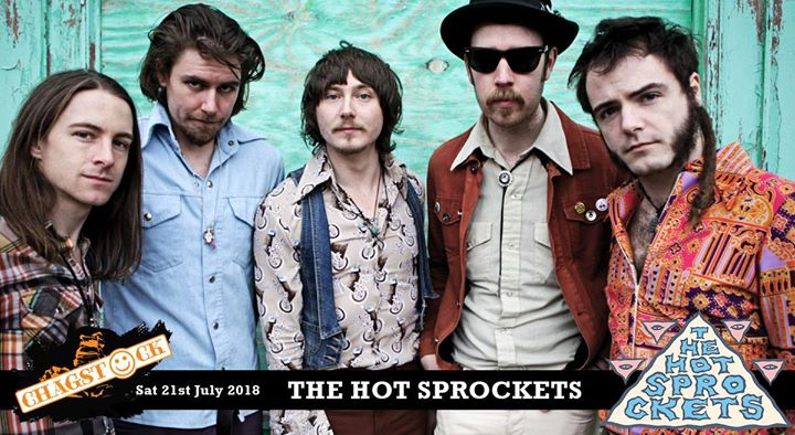 New announcement! Headlining the Marquee stage on Saturday 21st July is The Hot ...