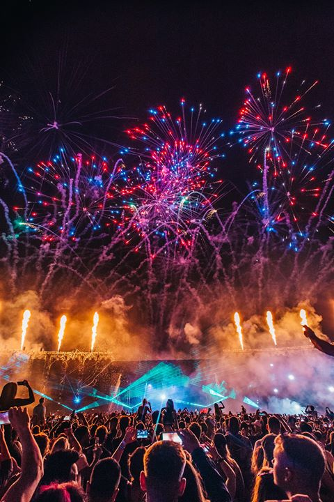 #Creamfields2018 tickets on sale now!...