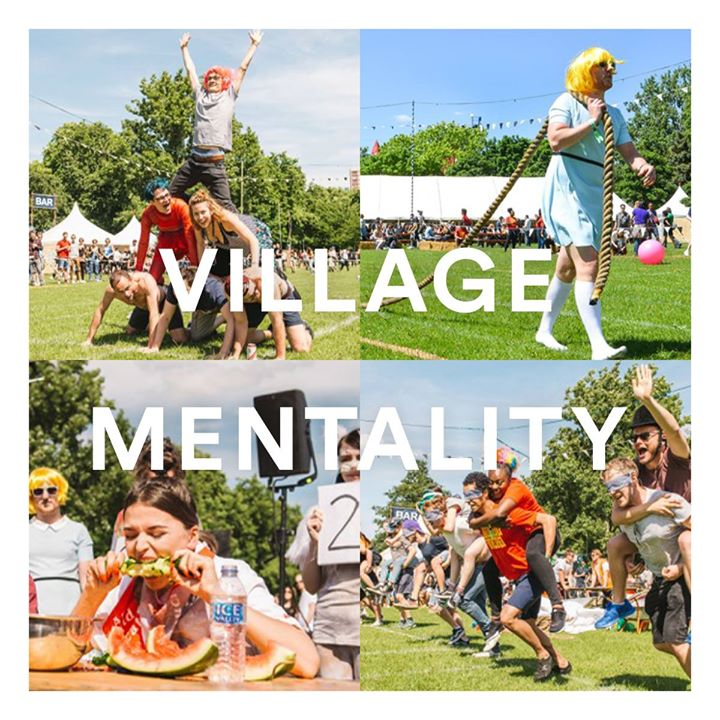 We're proud to announce that we are bringing Village Mentality fun and games to ...