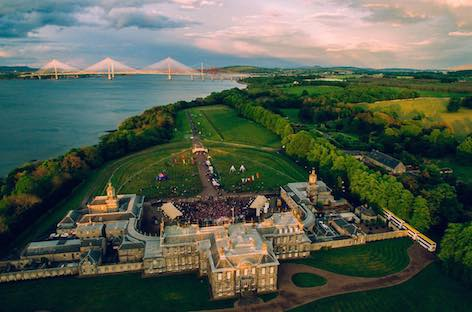 Denis Sulta books Seth Troxler, Jayda G for FLY Open Air Festival in Edinburgh