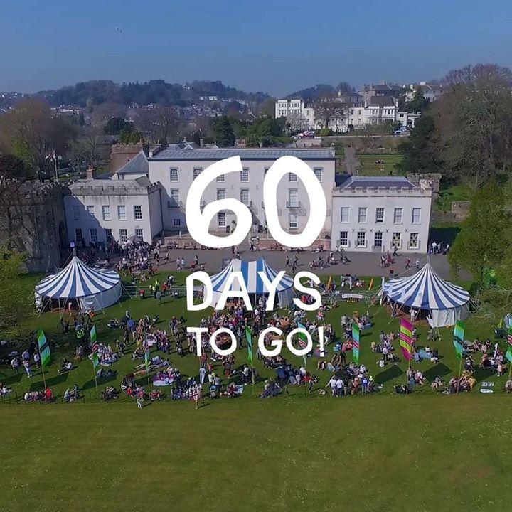 60 Days To Go!