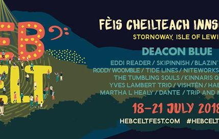 Hebridean Celtic Festival updated their cover photo.