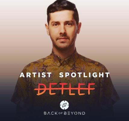 D E T L E F - artist spotlight…...