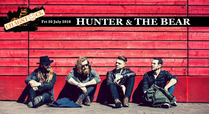 *New Announcement* Hunter & The Bear headline our marquee stage on Friday 20th J...
