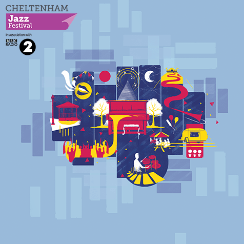 The full  #cheltjazzfest programme will be revealed on Wednesday 14th February!...