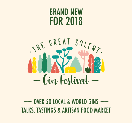 Announcing The Great Solent Gin Festival - a brand new gin experience for Southa...