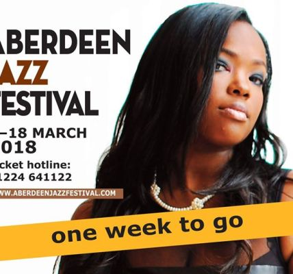 Get ready for some HOT jazz as the Aberdeen Jazz Festival hoves into view - some...