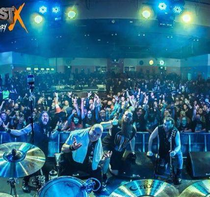 Official Blaze Bayley @ Hammerfest, Stage 1 Friday.
