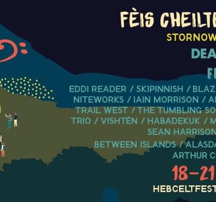 Community Events - Hebridean Celtic Festival : Hebridean Celtic Festival