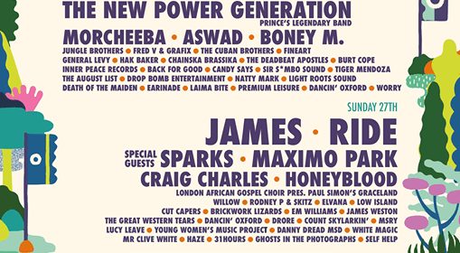 Win Common People tickets for you and your friends! ...