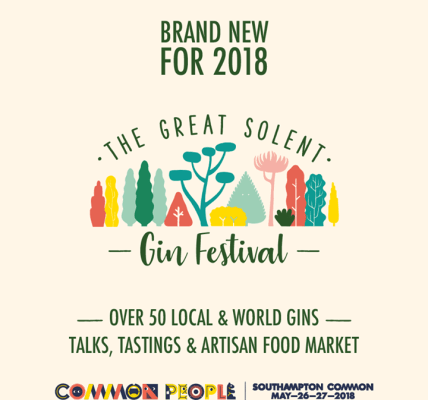 Get a Great Solent Gin Festival add-on to your Common People ticket, and you can...