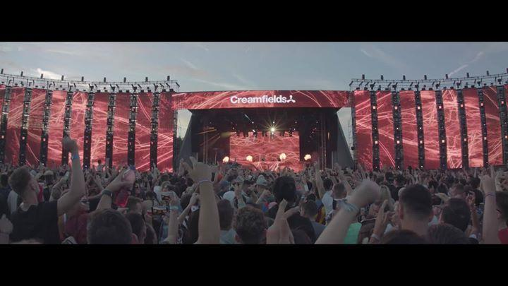 #Creamfields21… time's running out to purchase tickets at 2017 prices!...