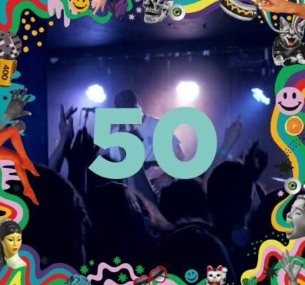 50 DAYS TO GO