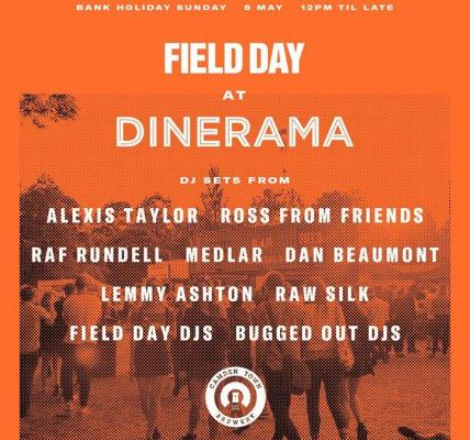 Field Day at Dinerama Shoreditch