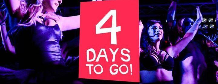 4 DAYS TO GO!...