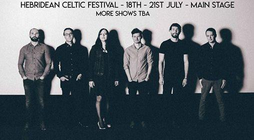New music coming from Dante. Catch them at  #HebCelt this July.ANNOUNCEMENT: ...