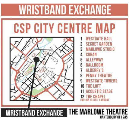 Wristband Exchange!...