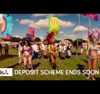 Creamfields 2018 - Deposit Scheme Ends Soon