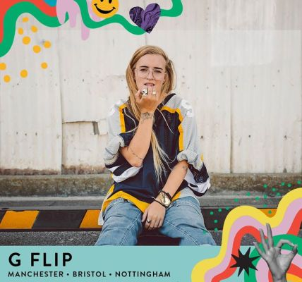 G Flip has just been added to the Dot To Dot Festival 2018 line-up!...