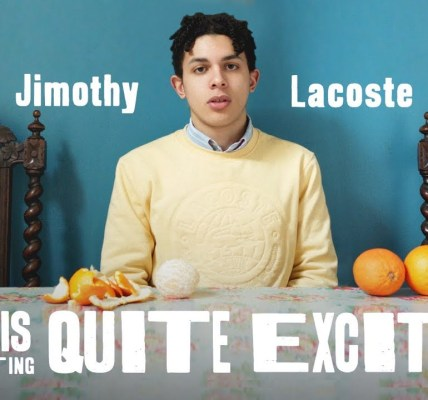Jimothy Lacoste - Life Is Getting Quite Exciting (Documentary)