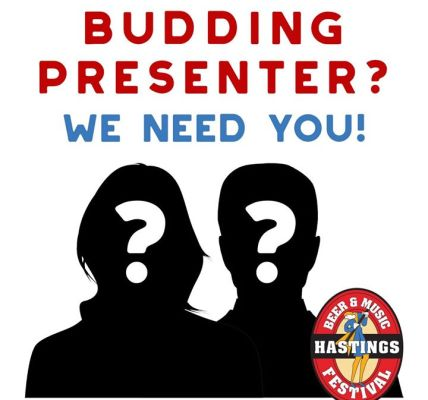 Are you a budding presenter? Do you LOVE music? Do you live in Hastings or surro...