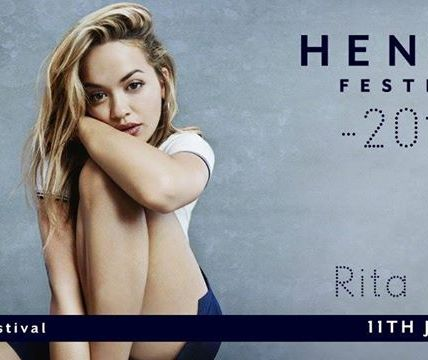 Grandstand B tickets available for Rita Ora on Wednesday 11th July, visit our we...