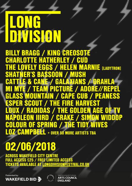 Long Division Festival 2018 - Preview - Louder Than War