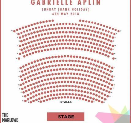 Gabrielle Aplin comes to Canterbury this week!
