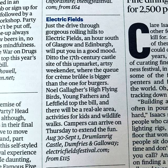 Better increase that creme brûlée order... thanks to The Times and The Sunday Ti...