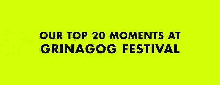 The Shorely: Top 20 Grinagog Festival Moments