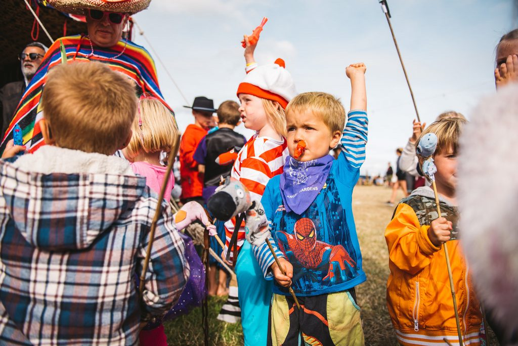 17 Things To Do With Kids At Y Not - Y Not Festival 2018