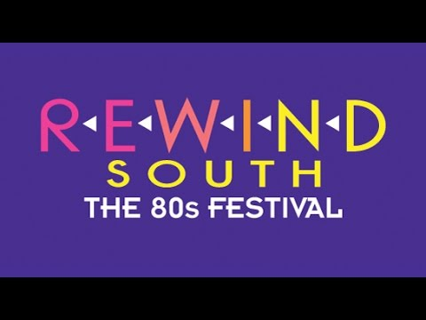 FESTIVAL HIGHLIGHTS: Rewind South the 80s Festival 2017 Lineup
