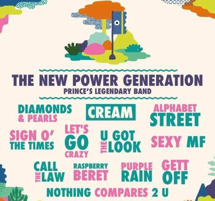 NPG Set List